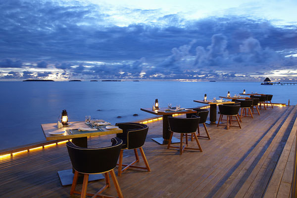 Best Romantic Restaurants In Maldives List Of Best Top