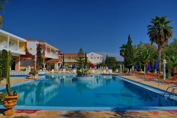 The Hotel Ikaros