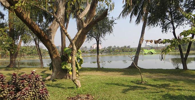 Central Park Kolkata
