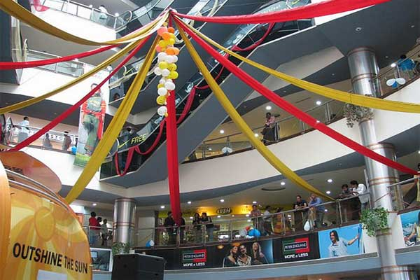 Garuda Mall in Bangalore