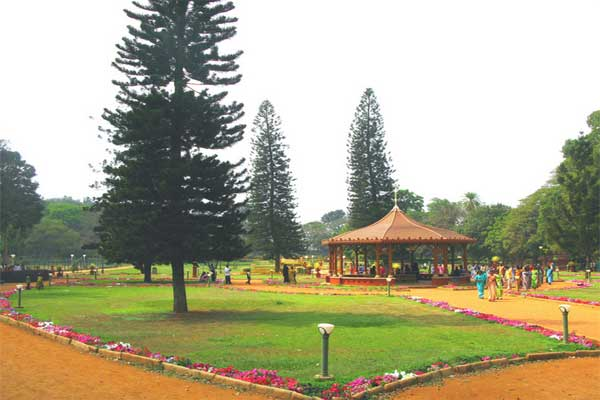 Lalbagh Botanical Garden in Bangalore