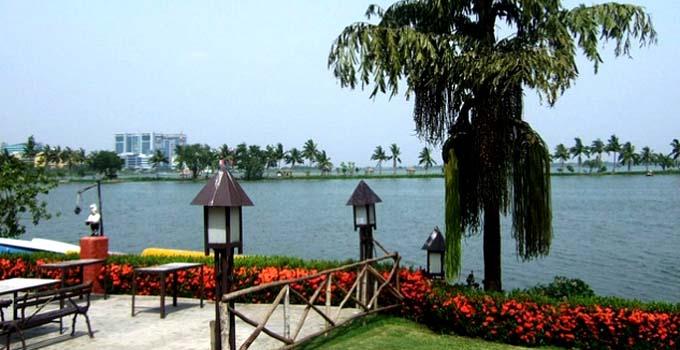 Nalban in Kolkata