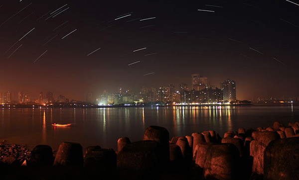 Mumbai Romantic Places Nariman Point in Worli