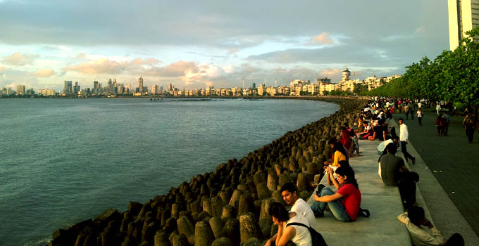 Nariman Point , Mumbai