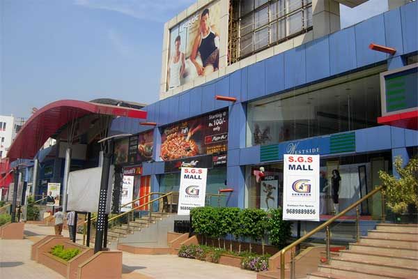 SGS mall in Pune