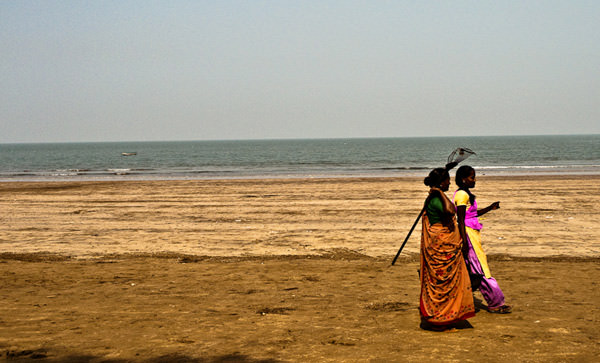 Romantic DanaPani Beach near Mumbai
