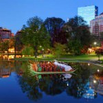 Romantic Places in Boston