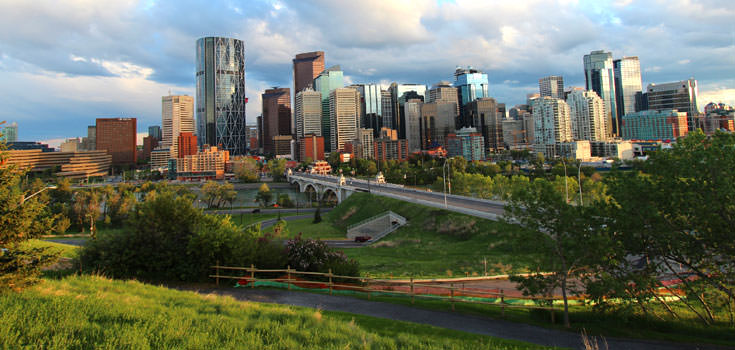 Calgary 3 Days Romantic Getaway