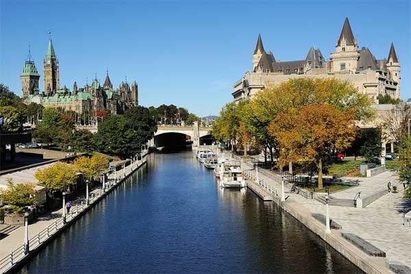 Romantic Places in Ottawa