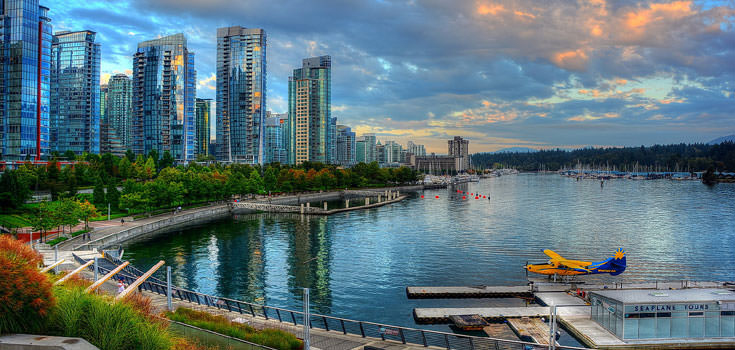 3-Day Romantic Getaway to Vancouver, Whistler and Victoria