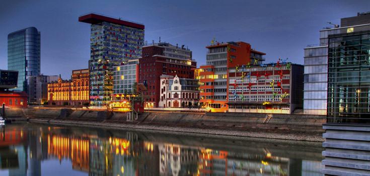 7 Nights Dusseldorf Romantic Honeymoon Package