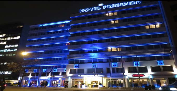 Hotel President Best Western Berlin