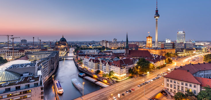 Berlin- Leipzig 6 Nights Honeymoon Package