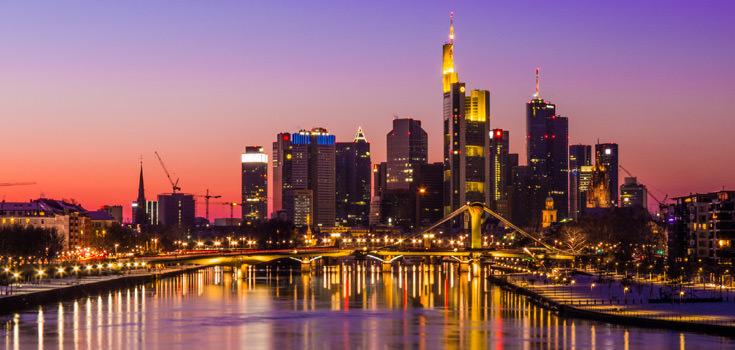 8 Nights Frankfurt Honeymoon Package