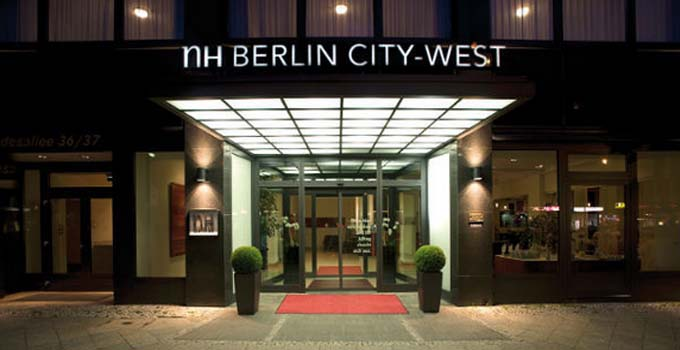 Nh Hotel Berlin City West
