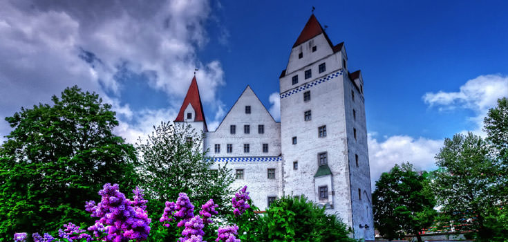 6 Nights Romantic Honeymoon Package to Ingolstadt