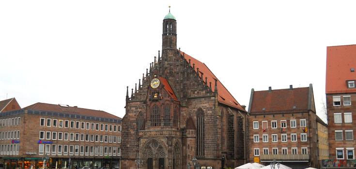 Nuremburg Romantic Honeymoon Package of 6 Nights & 7 Days