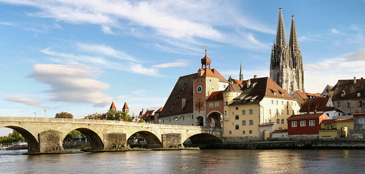 4 Nights & 5 Days Romantic Honeymoon in Regensburg