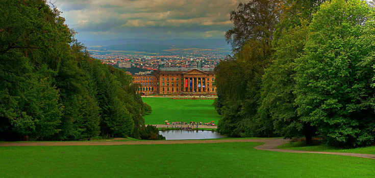 Kassel Romantic Package of 6 Nights & 7 Days