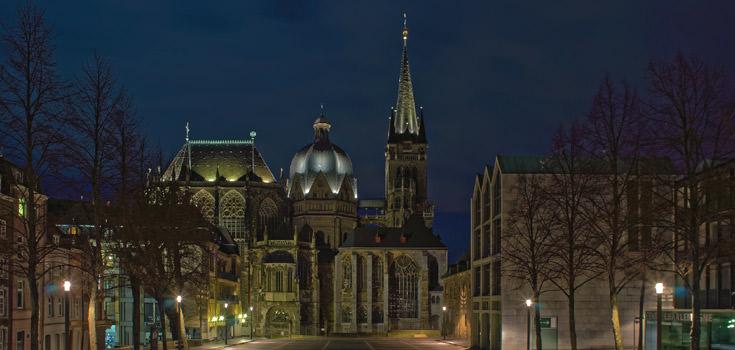 4 Nights & 5 Days Aachen Romantic Honeymoon Package