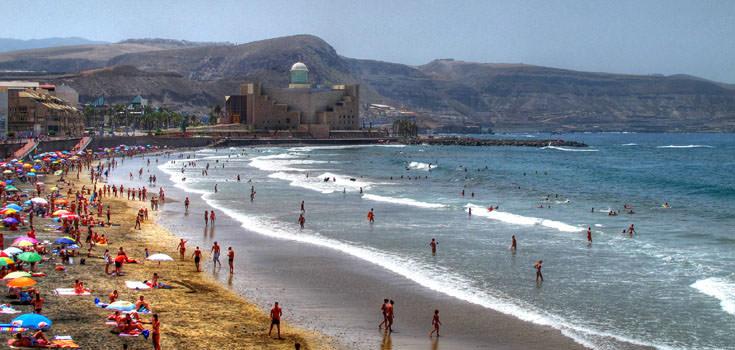 5 Nights Gran Canaria Island Honeymoon Package
