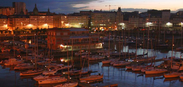 La Coruna, Gijon and Santander Honeymoon Package