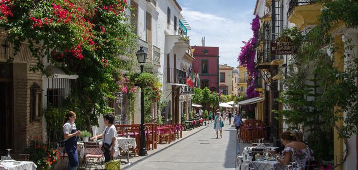 9 Nights Romantic Honeymoon in Marbella Package