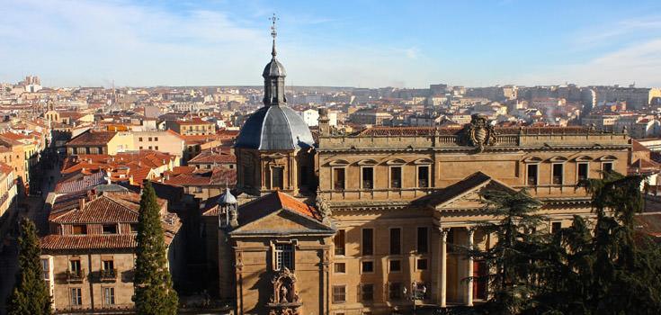 6 Romantic Nights in Madrid, Salamanca & Valladolid Honeymoon Package