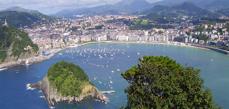 8 Nights San Sebastian, Pamplona, Bilbao & Madrid Honeymoon Package