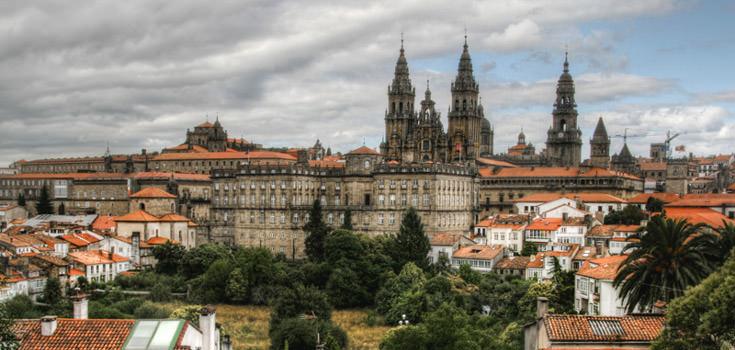 Santiago de Compostela, Vigo and La Coruna Honeymoon Package