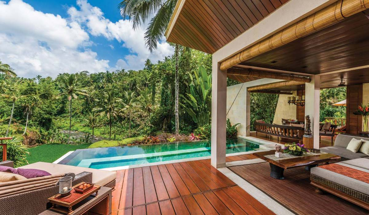 Four Seasons Sayan Bali