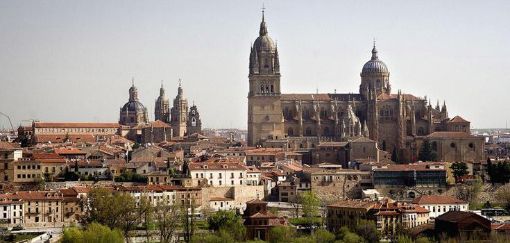 Exciting Madrid Salamanca Honeymoon Package