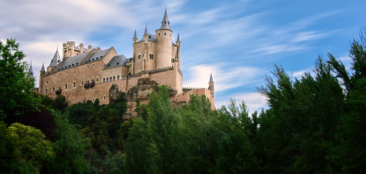 Segovia Madrid Romantic Honeymoon Package