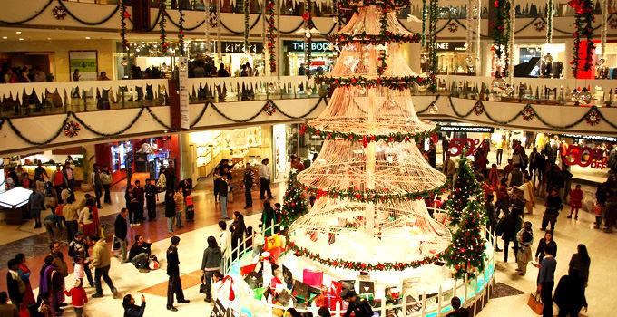 Top Malls in Delhi