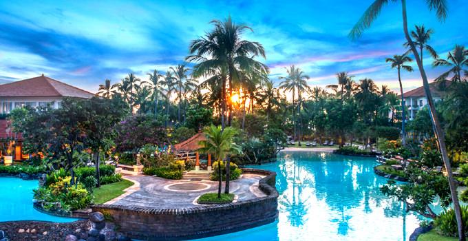 The Laguna Resort in Bali