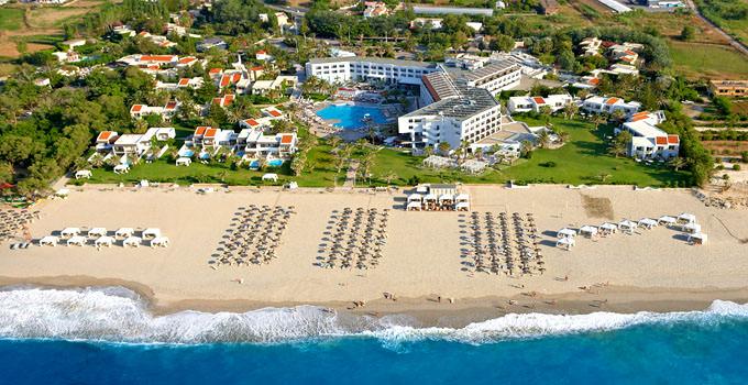 Creta Palace Hotel, Crete