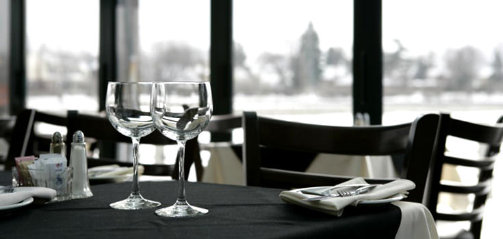 Romantic Restaurants in Ottawa