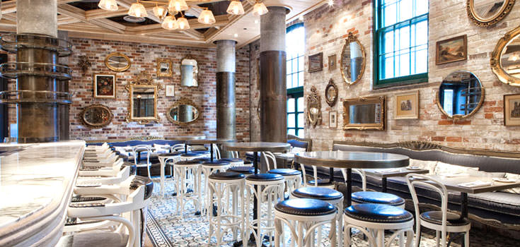 Romantic Restaurants in Toronto