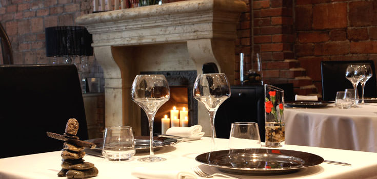 Romantic Restaurants in Quebec