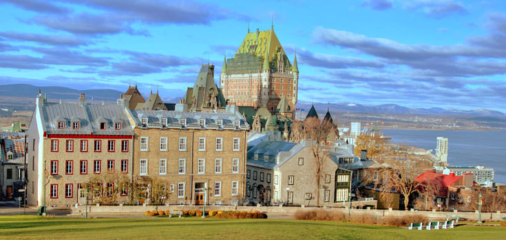 Romantic Places in Quebec