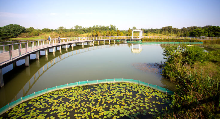 hong kong wetland park how to get there