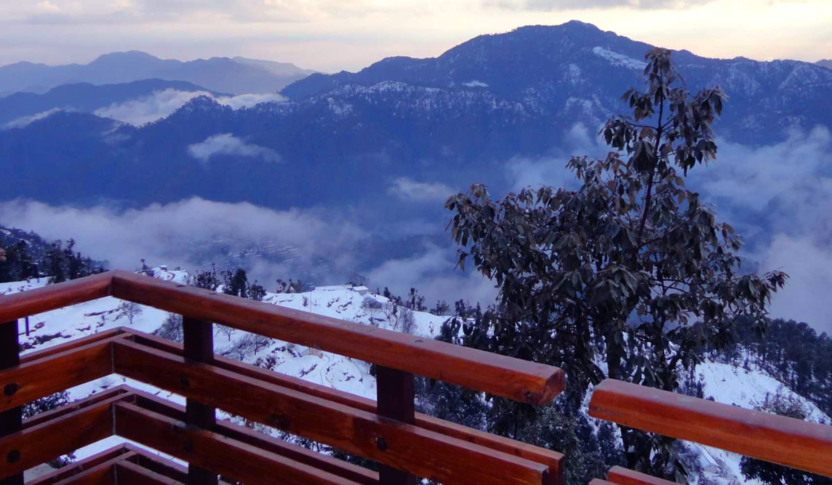 Top Hill Stations in Uttarakhand