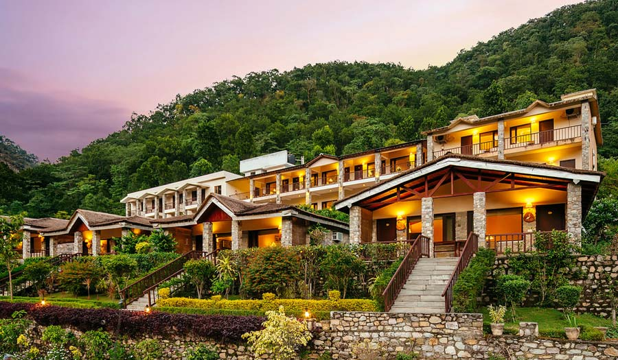 24 Hotels For Amazing Holidays in Uttarakhand