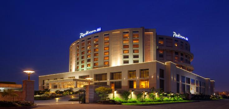 radisson blu hotel in dwarka best 4 star luxury hotel in delhi