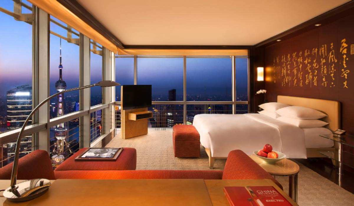 7 Most Romantic Hotels in China