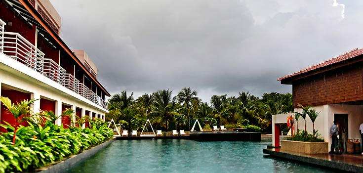 Planet Hollywood Beach Resort In Goa Best 5 Star Luxury