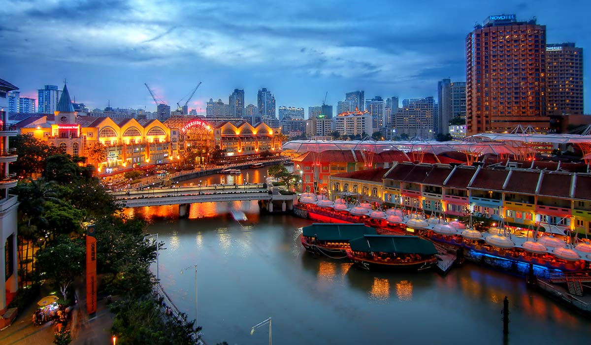 Best Places to Visit in Singapore During Honeymoon