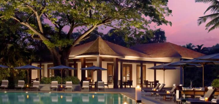 The Leela Hotel In Goa Best 5 Star Luxury Hotel In Goa