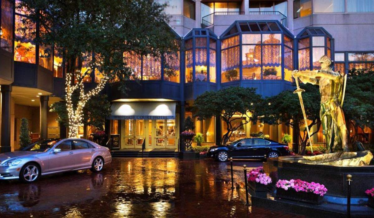 19 most luxurious and most romantic hotels in north america for Most expensive hotel in america