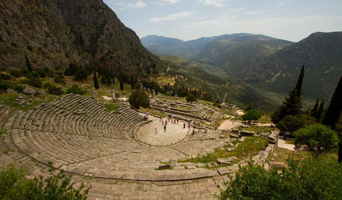 Delphi-Theatre